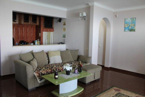 Отель Золотой Якорь - фото 10