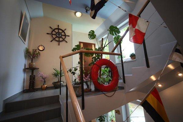 Бутик-Отель Арт-Яхта - фото 18