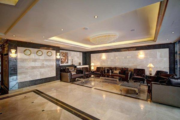 Adamo Hotel Apartments (ех. White Feather Hotel Apartments) - фото 16
