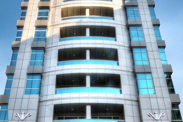 Adamo Hotel Apartments (ех. White Feather Hotel Apartments) - фото 21