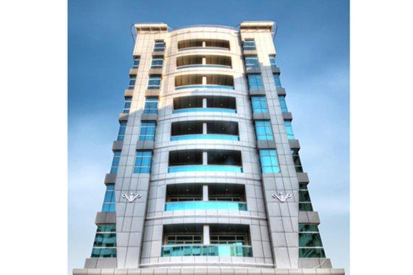Adamo Hotel Apartments (ех. White Feather Hotel Apartments) - фото 22