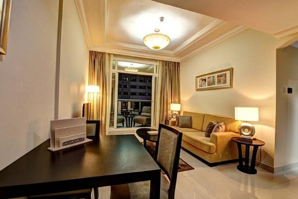 Adamo Hotel Apartments (ех. White Feather Hotel Apartments) - фото 6