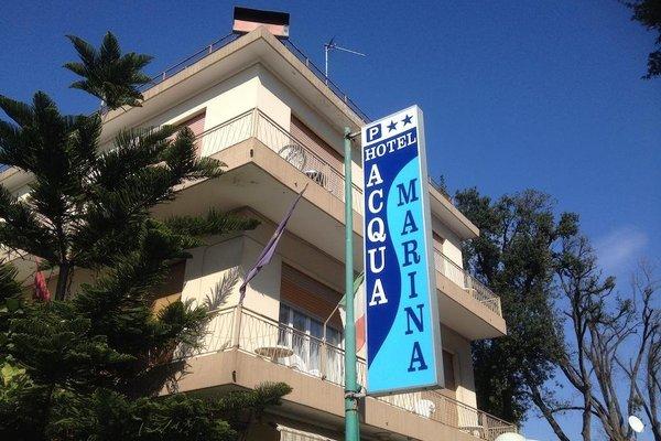 Hotel Acqua Marina - фото 22
