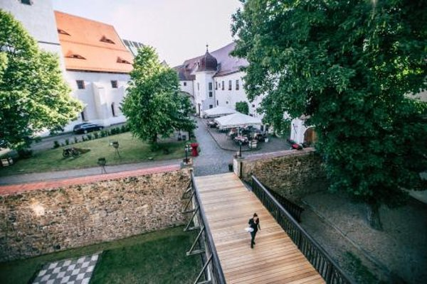 Schloss Hotel Wurzen - фото 20