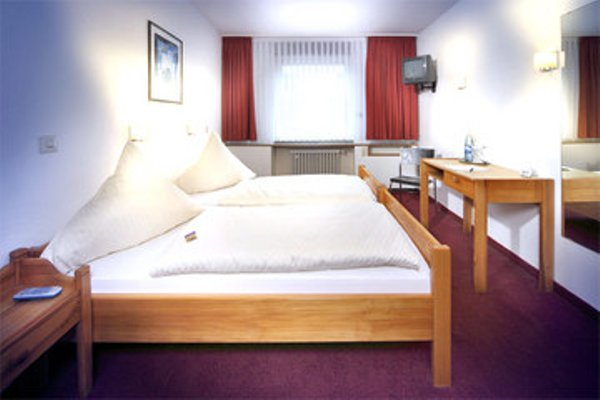 Central Hotel Garni - фото 33