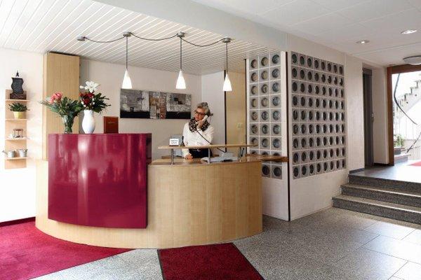 Central Hotel Garni - фото 16