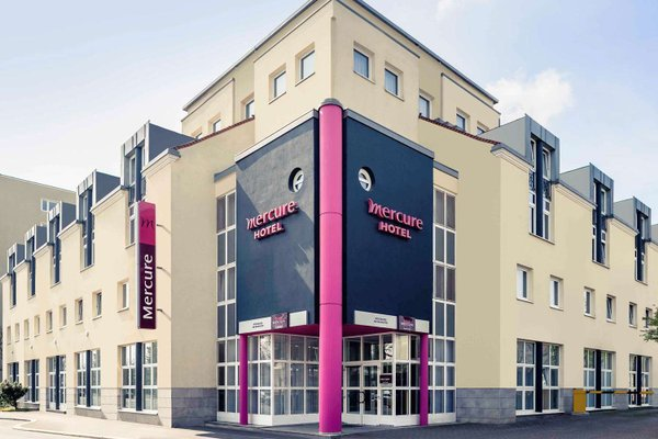 Mercure Hotel Wurzburg am Mainufer - фото 20