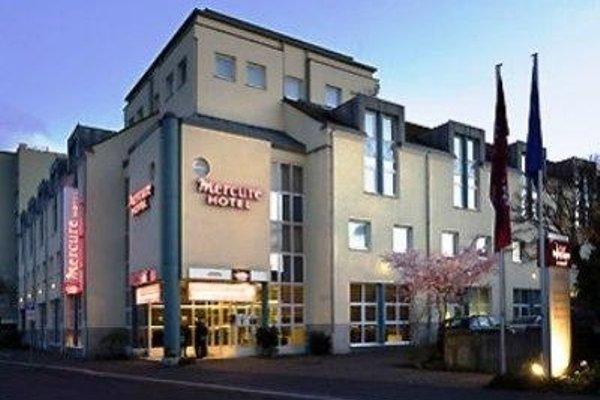 Mercure Hotel Wurzburg am Mainufer - фото 21
