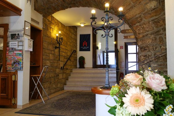 City Partner Hotel Strauss - фото 16