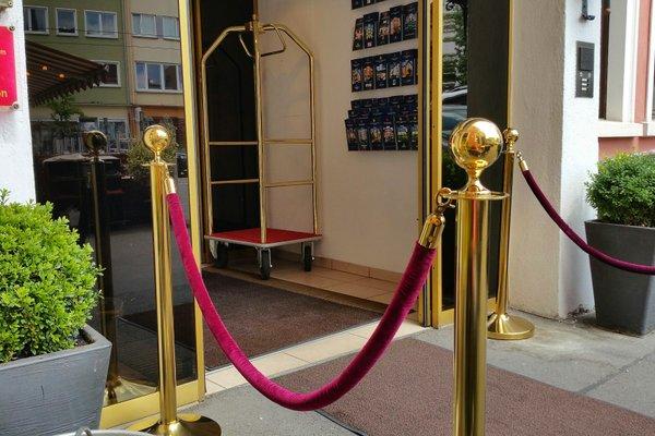 City Partner Hotel Strauss - фото 19