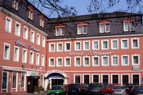 City Partner Hotel Strauss - фото 21