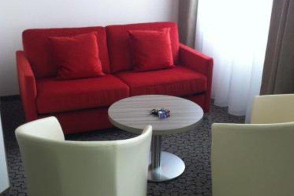City Partner Hotel Strauss - фото 7
