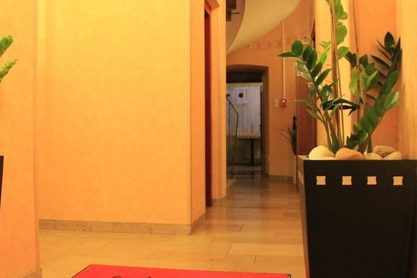 City Hotel Schonleber - фото 20