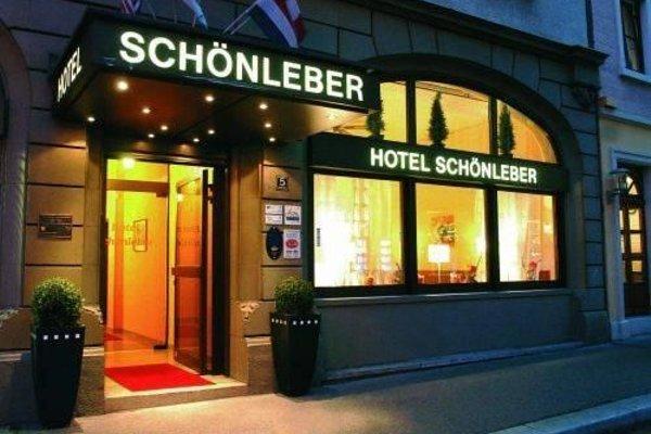 City Hotel Schonleber - фото 21