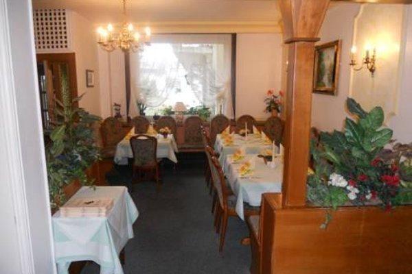 Hotel Restaurant zur Post - фото 12