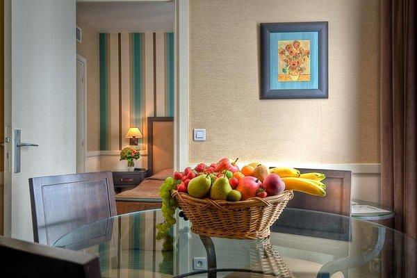 Elysees Apartments - фото 11