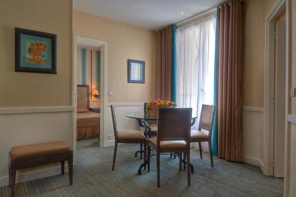 Elysees Apartments - фото 13