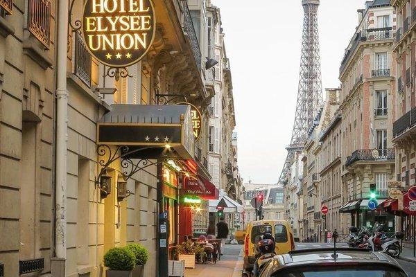 Elysees Apartments - 22