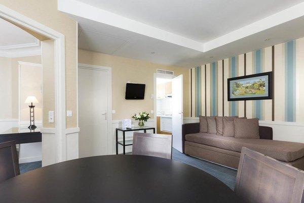 Elysees Apartments - фото 6