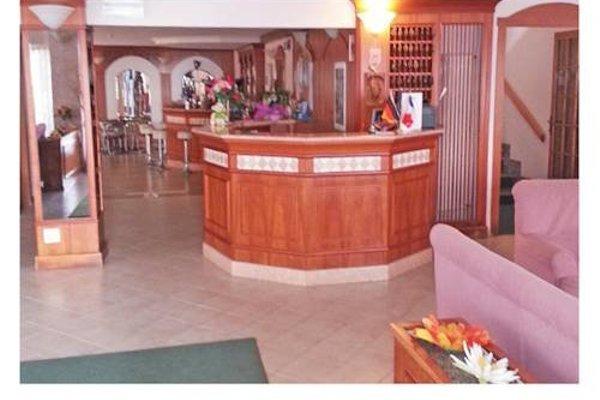 Hotel Glenn - фото 12