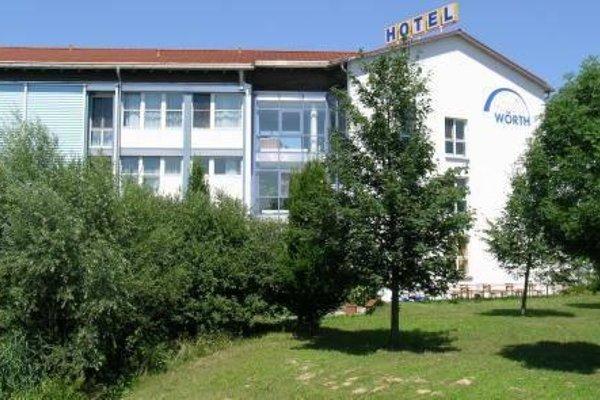 Hotel Worth - фото 18
