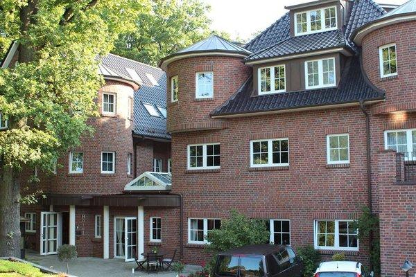 Hotel Worpsweder Tor - фото 22