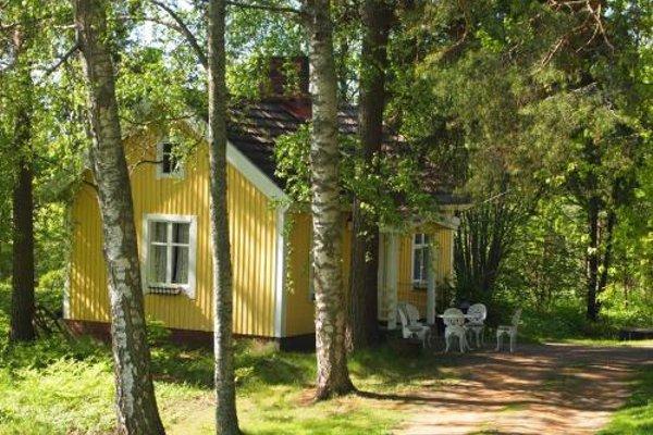 Tammiston Tila Cottages - фото 50