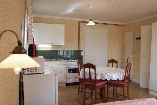 Tammiston Tila Cottages - фото 10