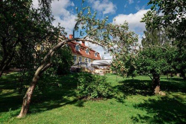 Tammiston Tila Cottages - фото 16