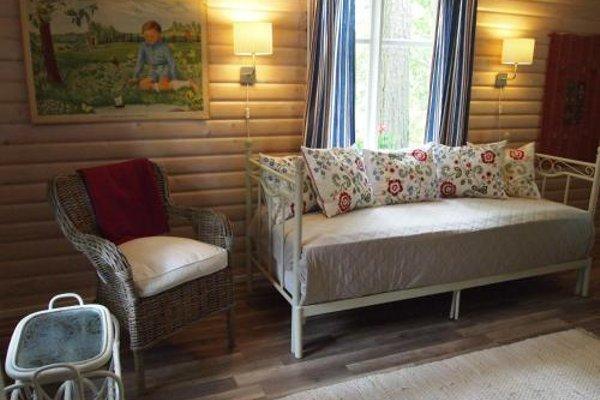 Tammiston Tila Cottages - фото 8