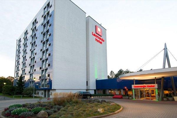Leonardo Hotel Wolfsburg City Center - фото 23