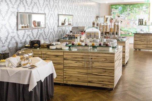 Best Western Premier Hotel an der Wasserburg - 13