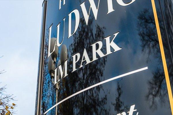 Hotel Ludwig im Park - фото 23
