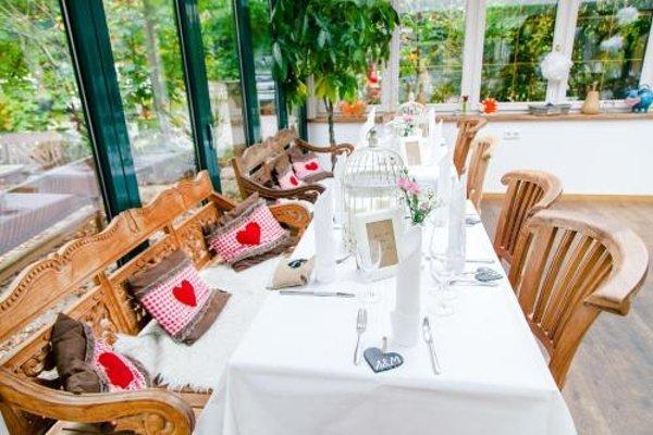 Landhaus Cafe Restaurant & Hotel - фото 13