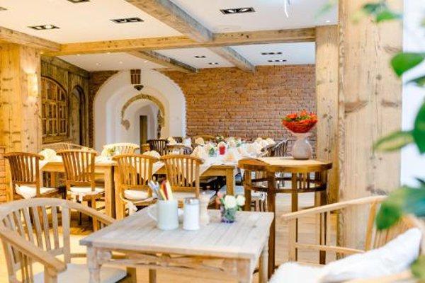 Landhaus Cafe Restaurant & Hotel - фото 18