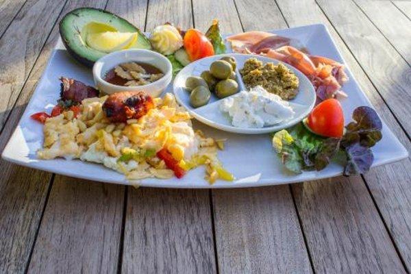 Landhaus Cafe Restaurant & Hotel - фото 19