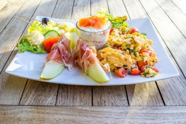 Landhaus Cafe Restaurant & Hotel - фото 20
