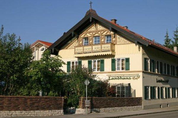 Landhaus Cafe Restaurant & Hotel - фото 22