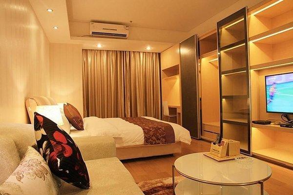Guangzhou Hiphop Apartment (He Sheng Square) - фото 18