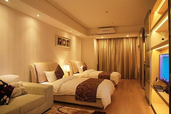 Guangzhou Hiphop Apartment (He Sheng Square) - фото 4