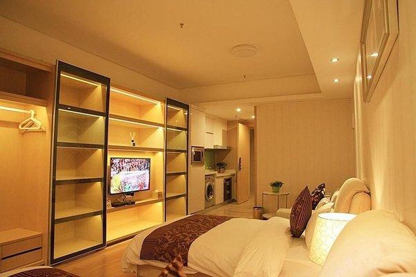 Guangzhou Hiphop Apartment (He Sheng Square) - фото 5