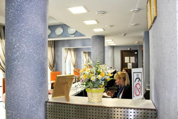 Ист Тайм Отель - фото 17