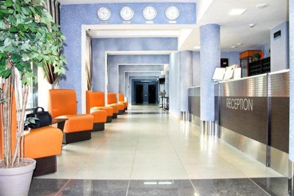 Ист Тайм Отель - фото 18