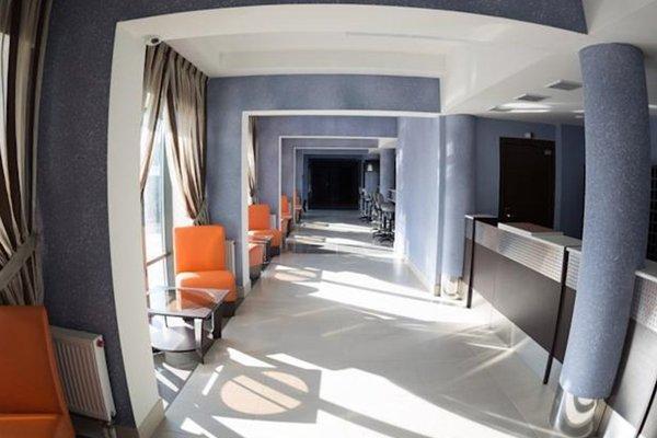 Ист Тайм Отель - фото 19