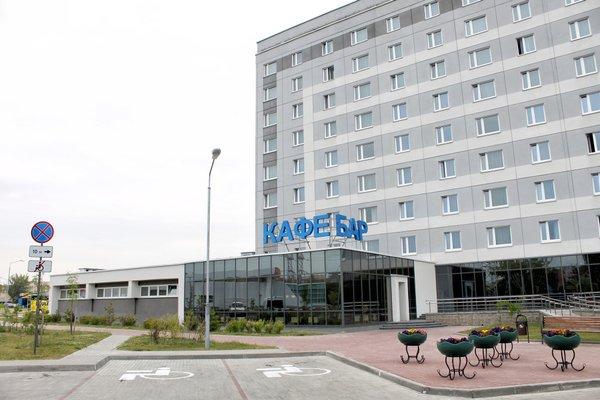 Ист Тайм Отель - фото 22