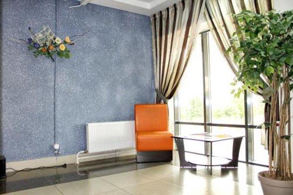 Ист Тайм Отель - фото 7