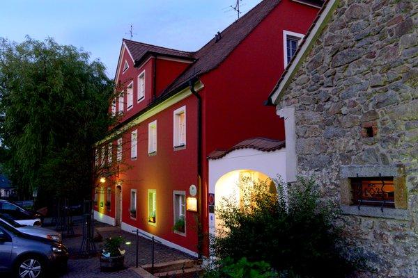 Landidyll Hotel Erbgericht Tautewalde - фото 21