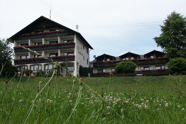 Landgasthof Waldfrieden - фото 22