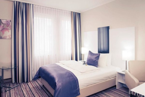 Mercure Hotel Wiesbaden City (ех. Crowne Plaza Wiesbaden) - фото 30