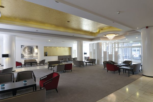 Mercure Hotel Wiesbaden City (ех. Crowne Plaza Wiesbaden) - фото 11